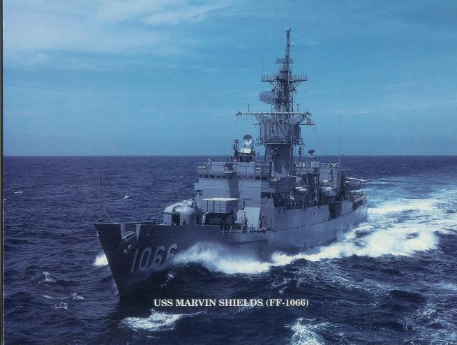 USS Marvin Shields FF1066