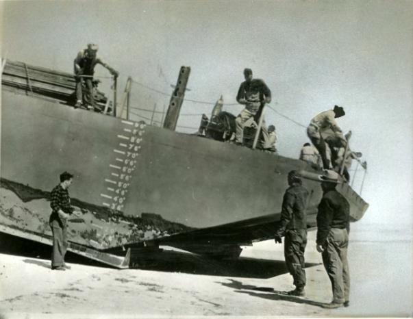 walking barge 1