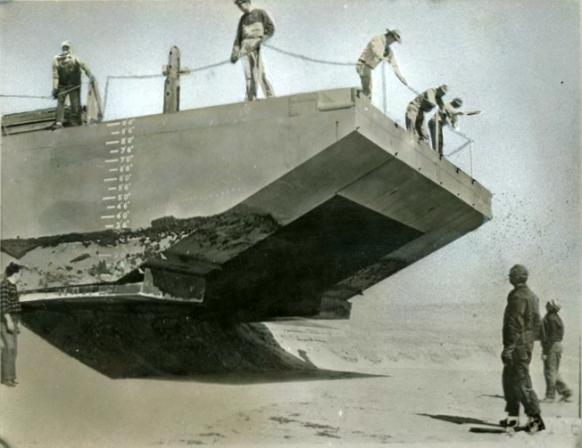 Walking barge 2