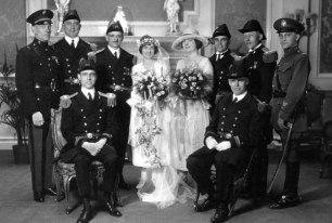 Photo 2-Combs Wedding-1925