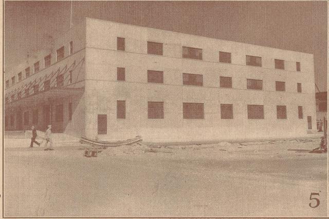 bermuda building