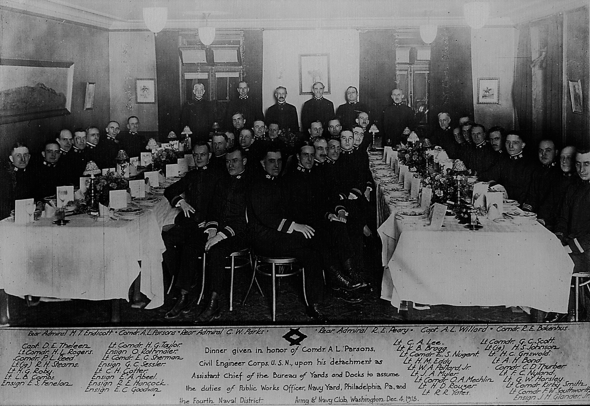 1918 Budocks dining out